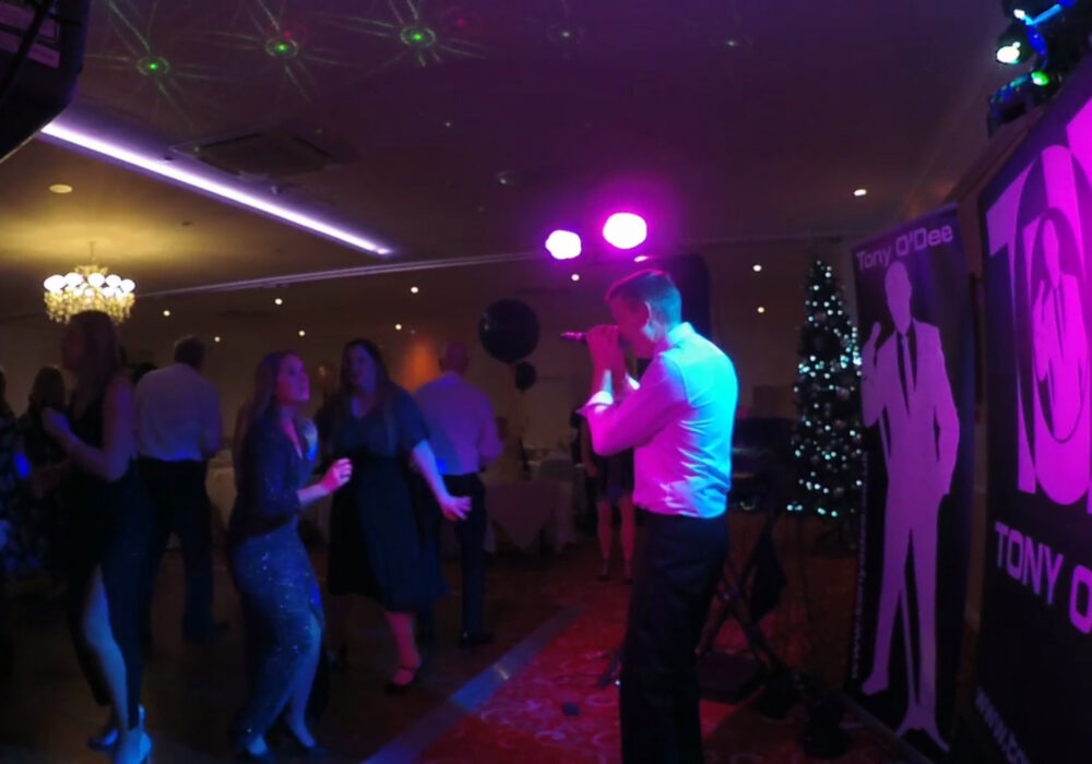 Full Dance Floor!