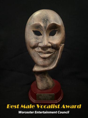 Worcester - Best Male Vocalist